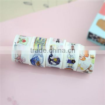 Free sample customized adhesive tape production line