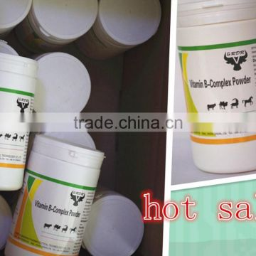 Veterinary drug Golden supplier for Vitamin B-complex powder with  reasonable price
