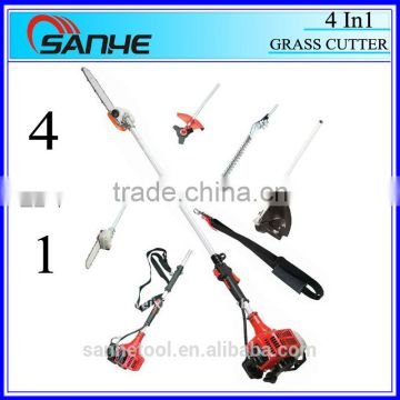 52cc multi-function 4 in 1 Grass cutter