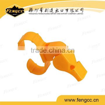 hot sale plastic football fan whistle for sale