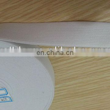 wide machine made elastic nylon band