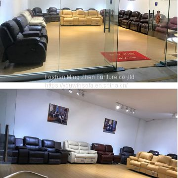 Wholesale Auto reclining theater sofa