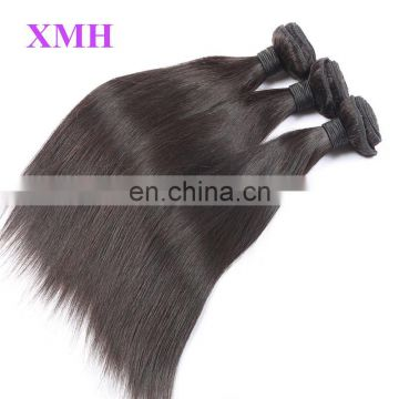 High quality remy virgin malaysian hair wholesale no tangle no shed human hair weave