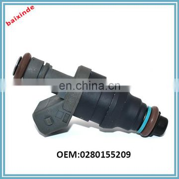 Injector Cleaner OEM 0280155209 0000787323 Fuel Injector For Diesel Engine