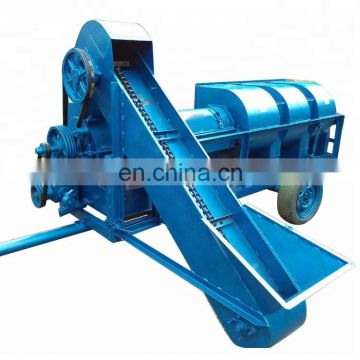 Top quality Pine nut processing machine Diesel pine cone sheller for sale Pine cone sheller machine
