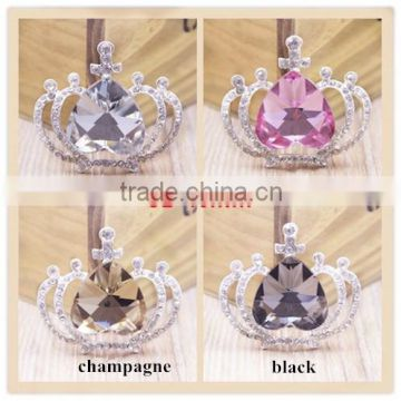 Wholesale Pageant Full Circle Tiara Simulated pearls and gemstone crown