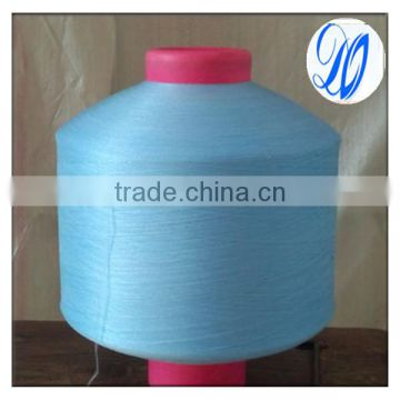Top dope dyed pp yarn DTY 30D/48F for weaving