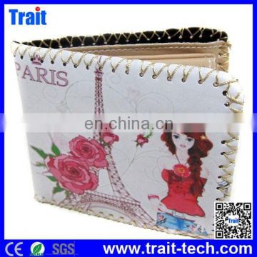 Wholesale Price Retrot European Style Leather Clutch Wallet For Women Hand Bags