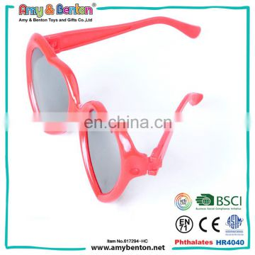 High quality angel party decoration sun shade joke glasses
