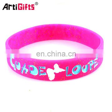 Hot selling cheap silicone wristbands custom