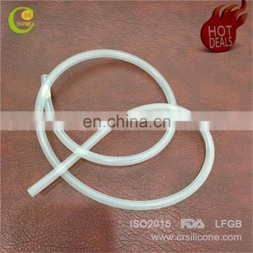 High Temperature Resistant Silicone Rubber Vacuum Hose / Tube / Pipe With High Quality