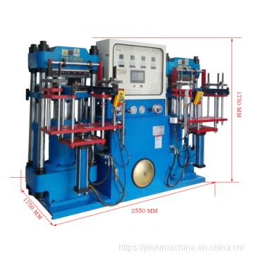 Guangdong Silicone Rubber Flat vulcanizing machine