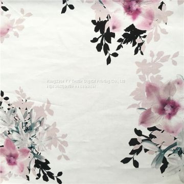 Factory Direct Low MOQ Custom Print Cotton Fabric Wholesale