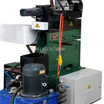 automatic erw high frequency pipe mill steel pipe welding machine line