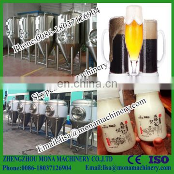 liquid mixer machine automatic yogurt stainless steel fermentation tank