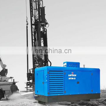 quality high capacity standing air compressor for mining