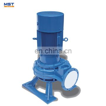 Wastewater treatment sewage submersible pump