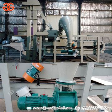 Output capacity 250-300kg/h Pumpkin Seeds Shell Remove Peeling Shelling Machine