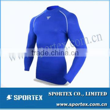 Runing tight wear / men's compression top / compression sportswear for men