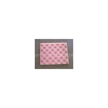 Super Soft Pink PU Anti Static Foam for Packing /  Decoration / Shipping