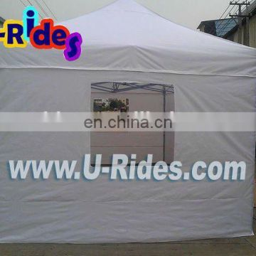 White Color Folding Tent With Window For Car Use
