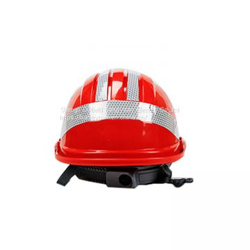 Breathable ABS Electrical Construction Safety Helmet