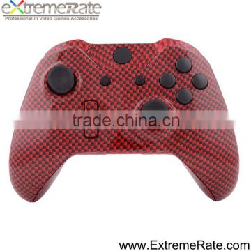 Hydro Dipped Carbon Fiber Replacement Housing Shell Kits For Xbox One Controller                                                                         Quality Choice
