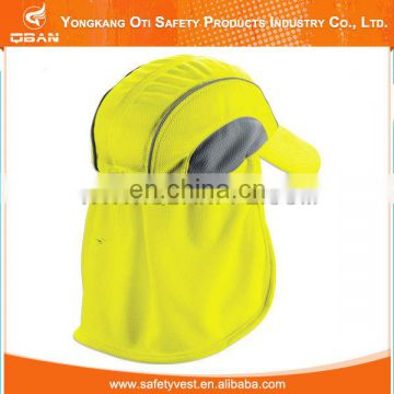 Wholesale customized running hats with neck protection