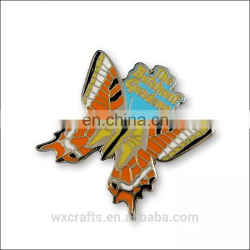 customized metal badge security badge promotional badges