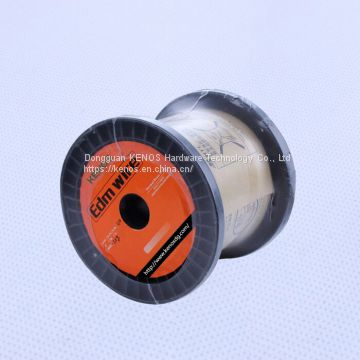 Soft EDM Accessories -new corrosion resistant EDM wire in Dongguan