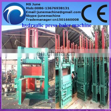 Paper Recycling Bale Machine with long working life for sell