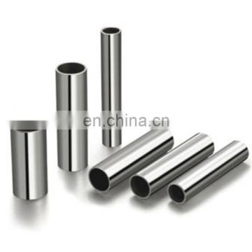 Bright finish sus 316 inox stainless steel pipe welded tubes price per ton
