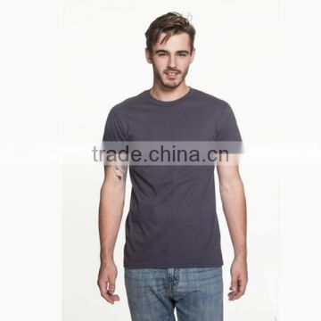 Latest New mens basic cotton t shirt 120 grams