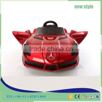 New licensed ride on car 2.4G R/C battery powered electric toy car divisoria