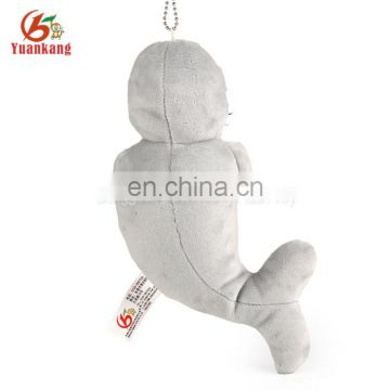 Lovely Customized Promotional Cheap Plush Soft Keychain Manufacturers in China