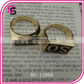 2014 fashion infinity ring for men
