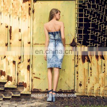New model skirt jeans pent style hot wear street fashion