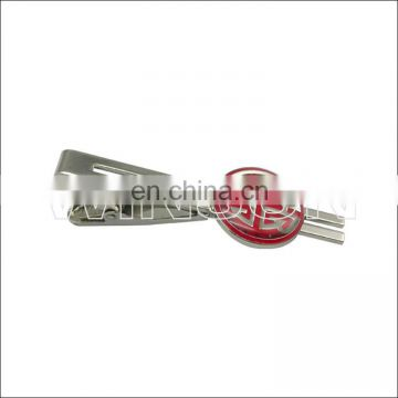 cheap sports tie clips\metal bolo tie clips