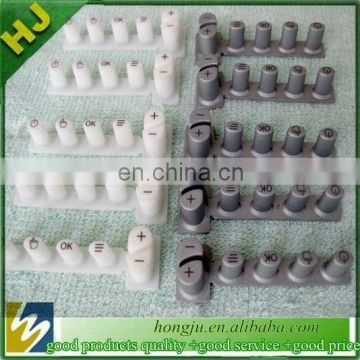 dong guan silicone keypad factory