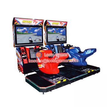Zhongshan amusement equipment car driving Simulator Motor 42