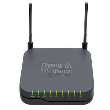 Shenzhen Flyingvoice factory directly sale high quality 2FXO Ports wireless router FWR9120H