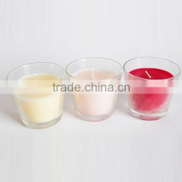 100% natural soybean wax fragrance oil candle/ aroma candle                                                                         Quality Choice
