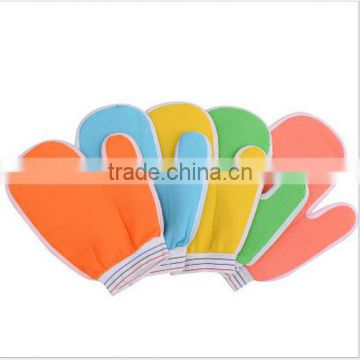 Thick gloves rubbing towel rubbing towel wholesale Bath gloves