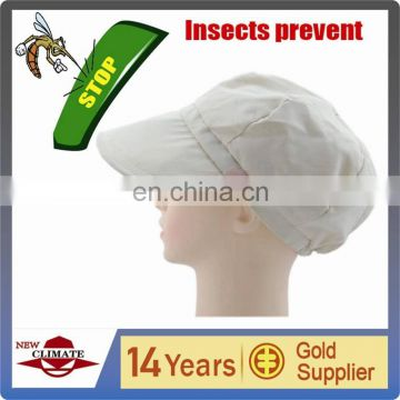 Anti mosquito anti UV fashion hat for lady