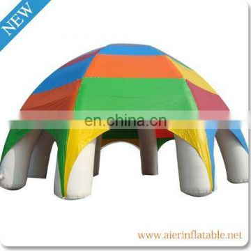 Colorful dome tent/Inflatable tents for event/party/exibition