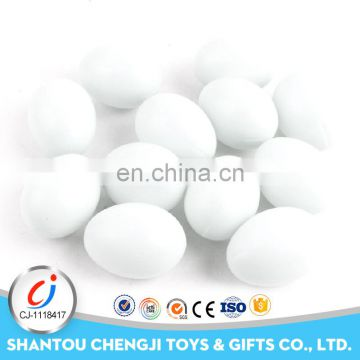 Hot sales funny kitchen playing plastic toy egg for kids