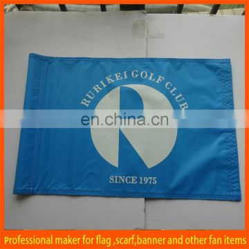 OEM custom mini golf flags
