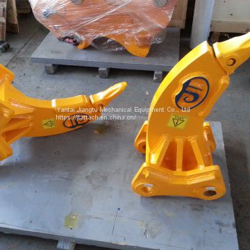 Heavy Duty Frost Hook Root Ripper Excavator