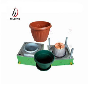 plastic injection mould for plastic flower pot