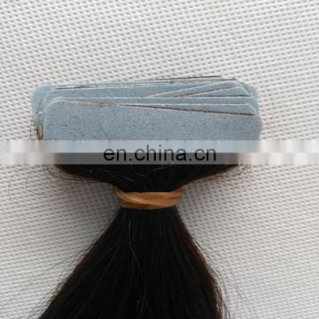 Hot sale wholesale price human hair extension tape in hair extensions 100 cheap remy malaysian hair products